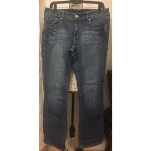 White House Black Market Jeans Size 8R